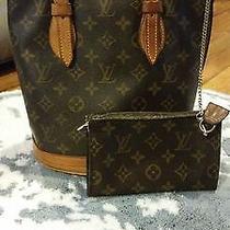 Louis Vuitton Bucket Bag Photo