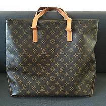 Louis Vuitton Cabas Mezzo Photo