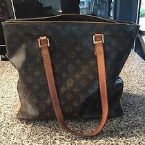 Louis Vuitton Cabas Piano Bag Photo