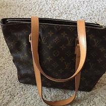 Louis Vuitton Cabas Piano Handbag Photo