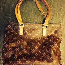 Louis Vuitton Cabas Piano Shoulder Bag Photo