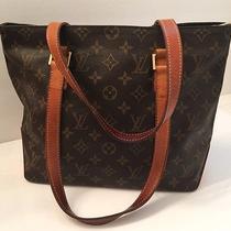 Louis Vuitton Cabos Piano Monogram Leather Brown Handbag Photo