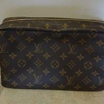 Louis Vuitton Cosmetic Bag Photo