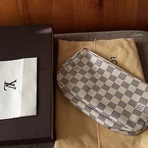 Louis Vuitton Damier Azur Pochette Photo