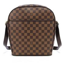 Louis Vuitton Damier Ebene Canvas Ipanema Gm Handbag Photo