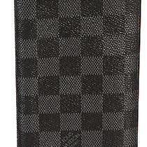 Louis Vuitton Damier Graphite Brazza Wallet Photo