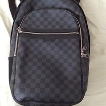 Louis Vuitton Damier Graphite Michael Backpack Photo