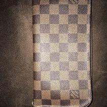 Louis Vuitton Damier Insolite Wallet  Photo
