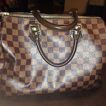 Louis Vuitton Damier Speedy 30 Photo