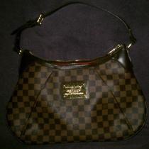 Louis Vuitton Damier Thames Handbag Photo