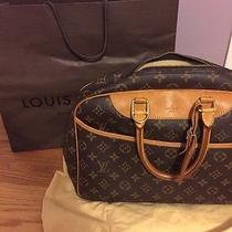 Louis Vuitton Deauville Photo