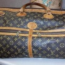 Louis Vuitton Duffel Bag Photo