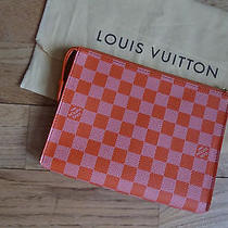 Louis Vuitton Element Clutch/ Piment Colour New Photo