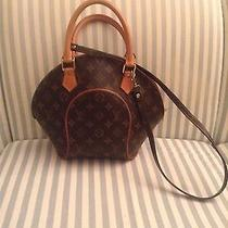 Louis Vuitton Ellipse Satchel Handbag Photo