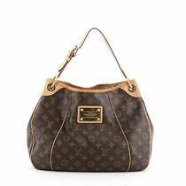 Louis Vuitton Galliera Handbag Monogram Canvas Pm Photo