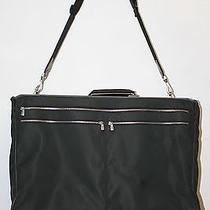 Louis Vuitton Garment Bag Carrier Taiga Leather Photo