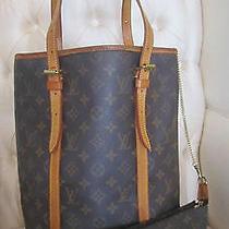 Louis Vuitton Handbag Monogram Bucket Gm Fl0031 Photo