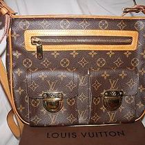 Louis Vuitton Hudson Gm With Box Photo