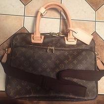 Louis Vuitton Icare Computer/luggage Bag Photo