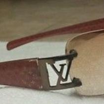 Louis Vuitton L316 Sunglasses. Rare. Unique Photo