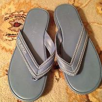 Louis Vuitton Leather Sandals  Photo