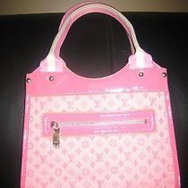 Louis Vuitton Limited Edition Kathleen Pink Monogram Mini Sac Photo