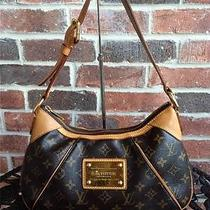 Louis Vuitton Lv Monogram Thames Pm Hobo Handbag Photo