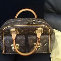 Louis Vuitton Manhattan Pm Photo