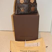 Louis Vuitton Manhattan Pm With Receipt Photo