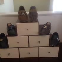 Louis Vuitton Men Shoes Photo
