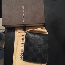 Louis Vuitton Mens Wallet  Photo