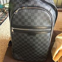 Louis Vuitton Michael Backpack Photo