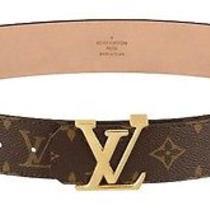 Louis Vuitton Monogram Belt Photo