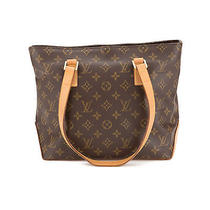 Louis Vuitton Monogram Cabas Piano Bag (Authentic Pre Owned) Photo