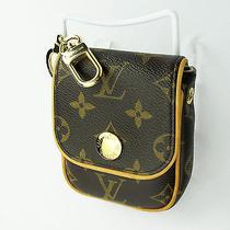 Louis Vuitton Monogram Cancun Collection Pochette  &  D-Ring Bolt Key Holder L79 Photo