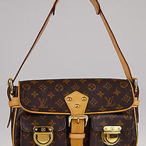Louis Vuitton Monogram Canvas Hudson Pm Bag Photo