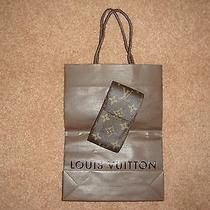 Louis Vuitton Monogram Cell Phone or Cigarette Case  Photo