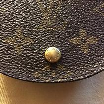 Louis Vuitton Monogram Coin Purselike New Photo