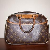 Louis Vuitton Monogram Deauville Handbag Photo