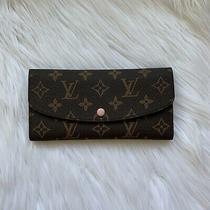 Louis Vuitton Monogram Flower Wallet Brand New  Photo