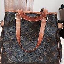 Louis Vuitton Monogram Handbag Photo