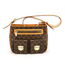 Louis Vuitton Monogram Hudson Gm Bag (Authentic Pre Owned) Photo