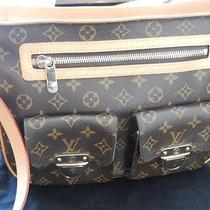 Louis Vuitton Monogram Hudson Gm - Shoulder Bag -  Beautiful Condition Photo