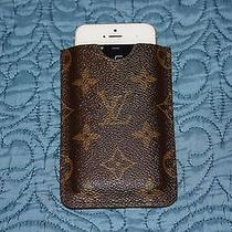 Louis Vuitton Monogram Iphone 5/5s Phone Case (Guaranteed Authentic) Photo