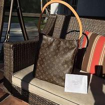 Louis Vuitton Monogram Looping Gm Brand New Without Tags Lv  Photo