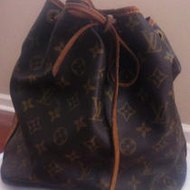 Louis Vuitton Monogram Petite Noe Bag Photo