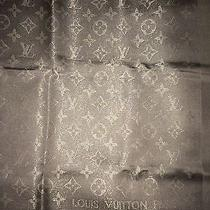 Louis Vuitton Monogram Scarf Photo