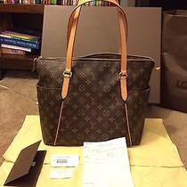Louis Vuitton Monogram Totally Mm Photo