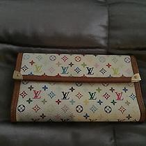 Louis Vuitton Monogram Wallet Photo