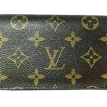 Louis Vuitton Monogram Wallet (Bi-Fold) M61730 Photo